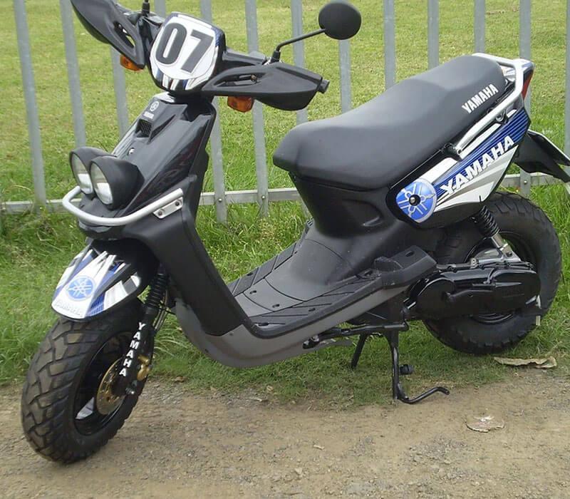 Bike & MX Graphics scooter sticker kits