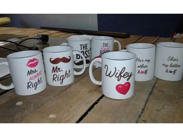 edding mug